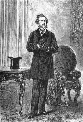 Phileas Fogg by Alphonse de Neuville & Léon Benett (1873)
