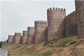 Ávila's town walls