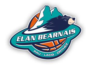 Élan Béarnais Pau-Lacq-Orthez logo