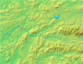 Location in the Žilina Region