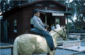 06 man on horse Six Gun Territory Fla '67.JPG