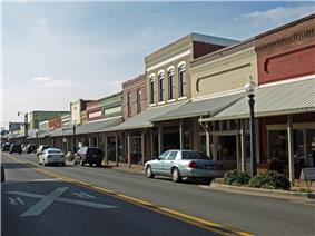 The Hartselle Downtown Commercial Historic District was added to the National Register of Historic Places on April 22, 1999.