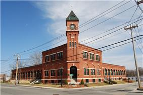 H.F. Barrows Manufacturing Company Building