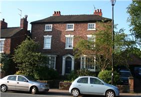 Old Grammar School House, 109 Welsh Row
