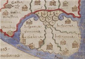 Liber Floridus map