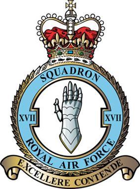 17 Squadron badge