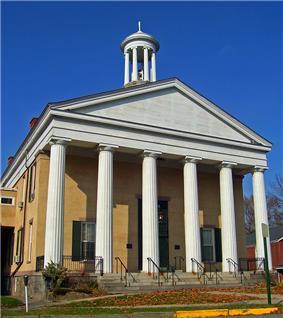 1841 Goshen Courthouse