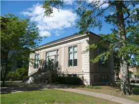 Free Public Library, Upper Montclair Branch