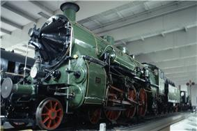 S 3/6 3634 in the Deutsches Museum