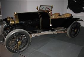 1913 Bugatti Type 18