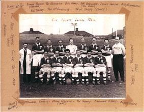 1948 Ireland Olympic Soccer Team.