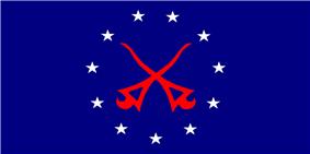 Flag proposal 1 of Malaya.