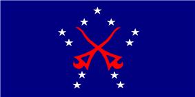 Flag proposal 2 of Malaya.