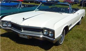 1966 Buick Wildcat.
