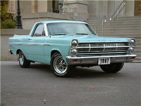 1967 Ford Ranchero.