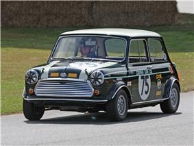 1993 Mini Cooper.