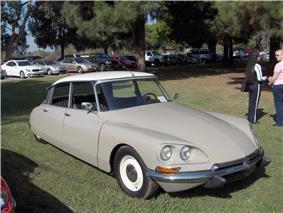 1969 Citroën DS.