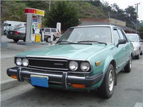 First generation Honda Accord.