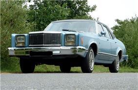1978 Mercury Monarch