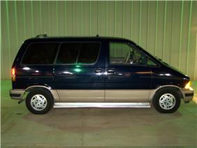 1989 Aerostar Eddie Bauer Wagon (standard-length)