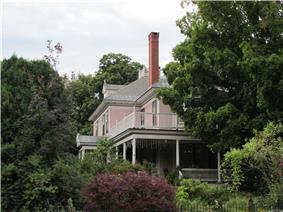 William A. Hall House