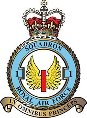 I Squadron badge