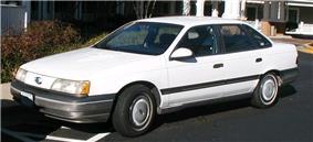 First generation Ford Taurus.