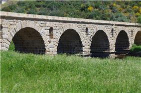 Roman Bridge at Alter do Chão