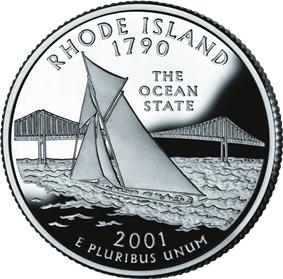 Rhode Island quarter