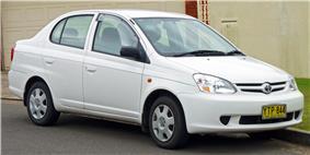 2002-2005 Toyota Echo (NCP12R) sedan 01.jpg