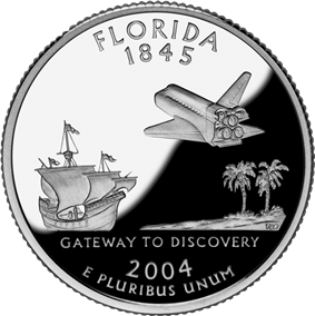 Quarter of Florida