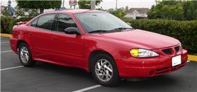 2005 Pontiac Grand Am.