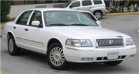 2006-2011 Mercury Grand Marquis
