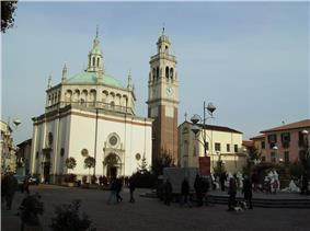 Shrine of Santa Maria di Piazza