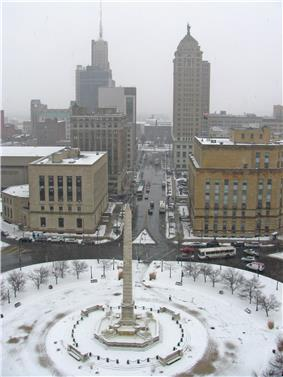20080307 Niagara Square to Lafayette Square.JPG