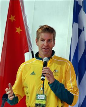 2008 Australian Olympic team James Tomkins - Sarah Ewart.jpg