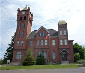 Old Iron County Courthouse