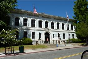 El Dorado County Courthouse