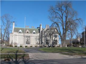 Delaware Avenue Historic District