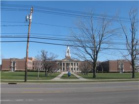 Williamsville Junior and Senior High School