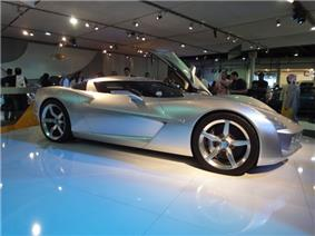 2009 Chevrolet Corvette Stingray Concept.JPG