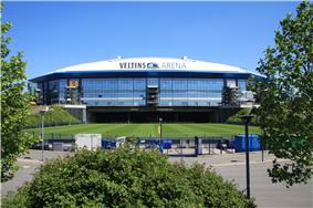 Exterior of the Veltins-Arena