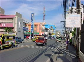 Don Gregorio T. Lluch Avenue (Formerly Quezon Avenue) in Iligan City