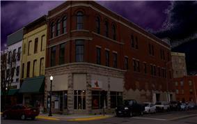 Bristol Commercial Historic District