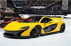 2013 McLaren P1.