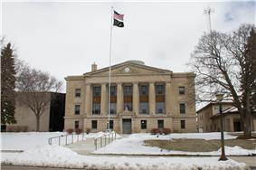 Sibley County Courthouse and Sheriff's Residence and Jail