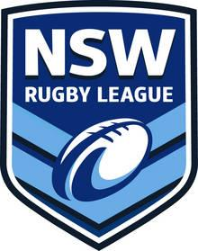 New South Wales Rugby League logo