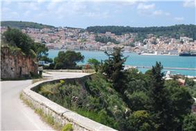 View of Argostoli