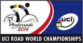 2014 UCI Road World Championships logo