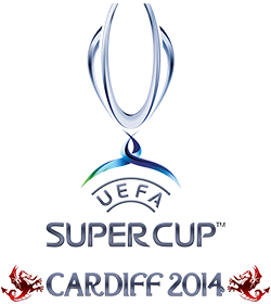 Logo of the 2014 UEFA Super Cup